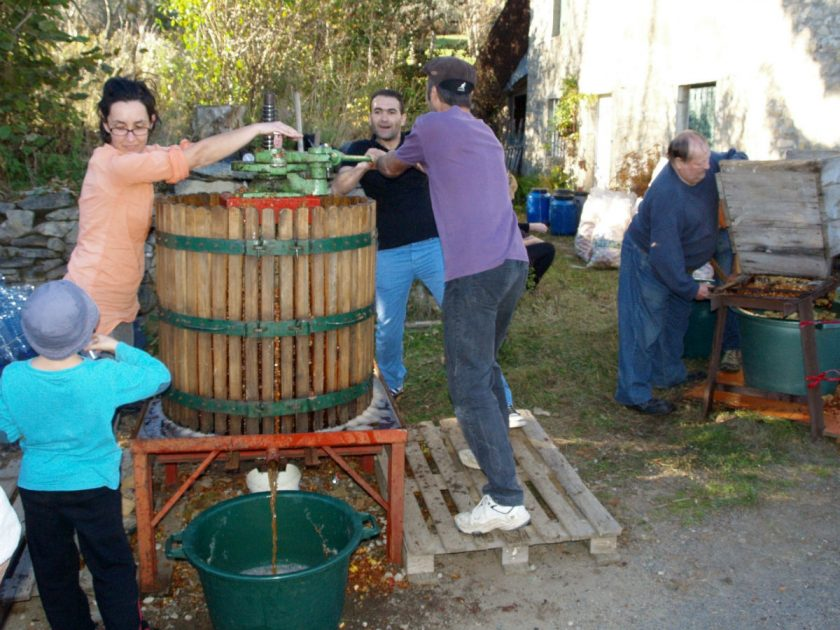 EVE_Fête du cidre_Pressoir