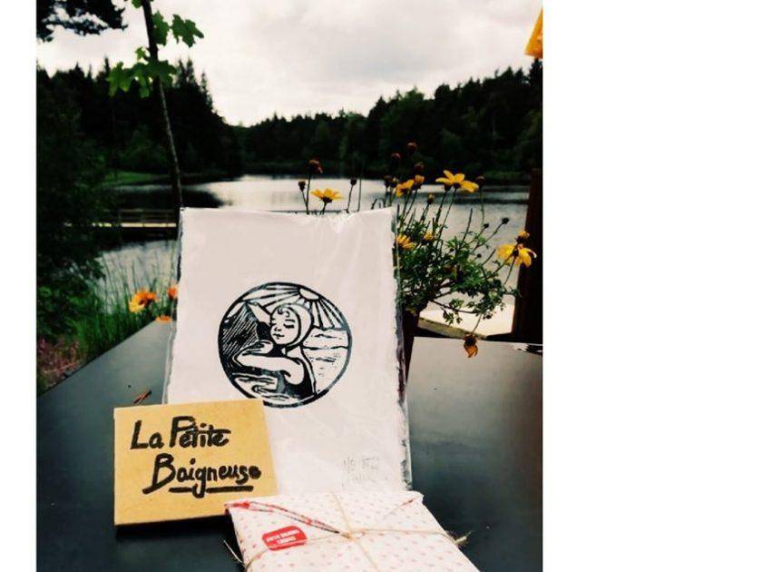 RES_Restaurant La petite baigneuse_Tampons logo linogravés