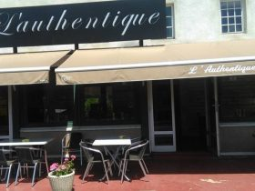 HOT_Hôtel-Restaurant L'Authentique_Entrée