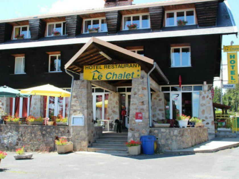 HOT_Hôtel-Restaurant Le Châlet_entrée