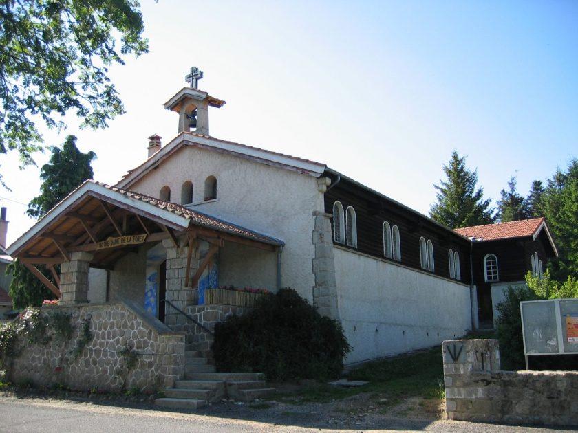 EQUI_PR 618 – La Ronde des Sapins_Chapelle Notre-Dame de la Forêt