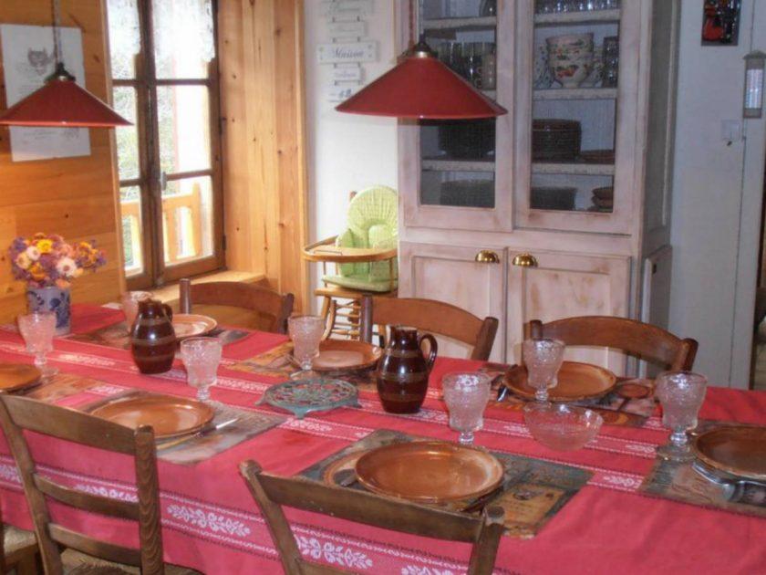 HEB_Gîte Le Moulin du Vialard_table