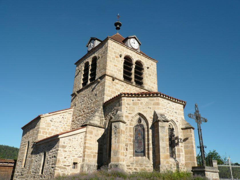 EQUI_PR 610 – Les Collines du Doulon_église