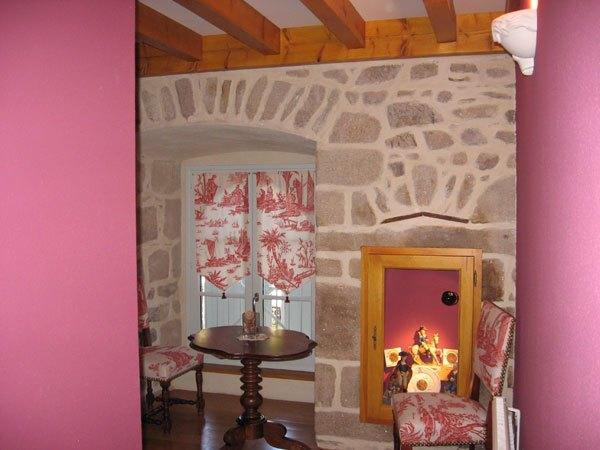 """HLO_Chambre d'hôtes """"La Maison de L'Abbé_chambre Lafayette"""