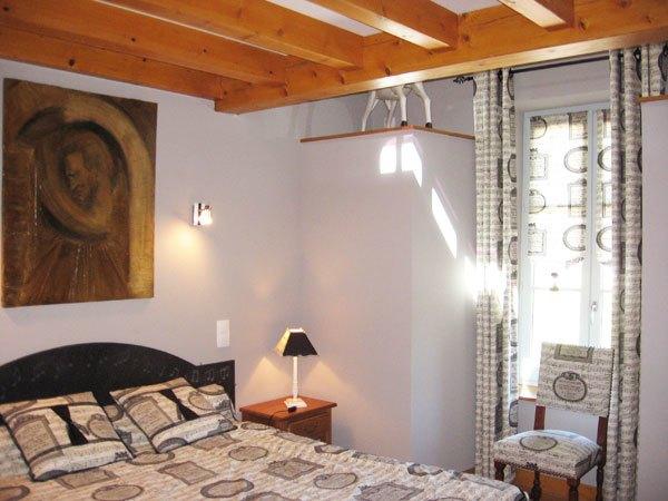"""HLO_Chambre d'hôtes """"La Maison de L'Abbé_chambre Cziffra"""