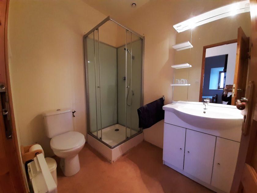 """HLO_Chambre d'hôtes """"Le clos de l'âtre""""_Salle de bain"""