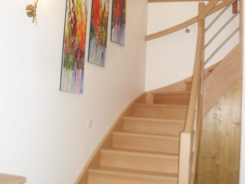 HLO_Gîte La Coccinelle_escalier