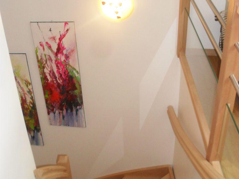 HLO_Gîte La Coccinelle_intérieur escalier