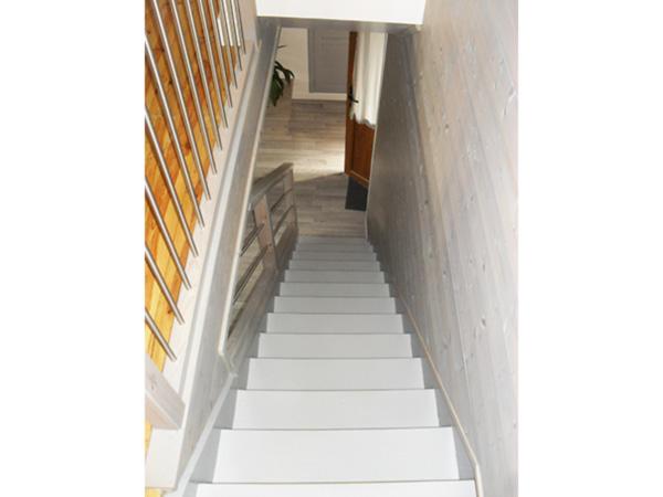 """HLO_Gîte """"L'Ipomée""""_Escalier intérieur"""