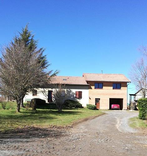HLO_Le Gîte de la Ferme de Baffour_façade maison