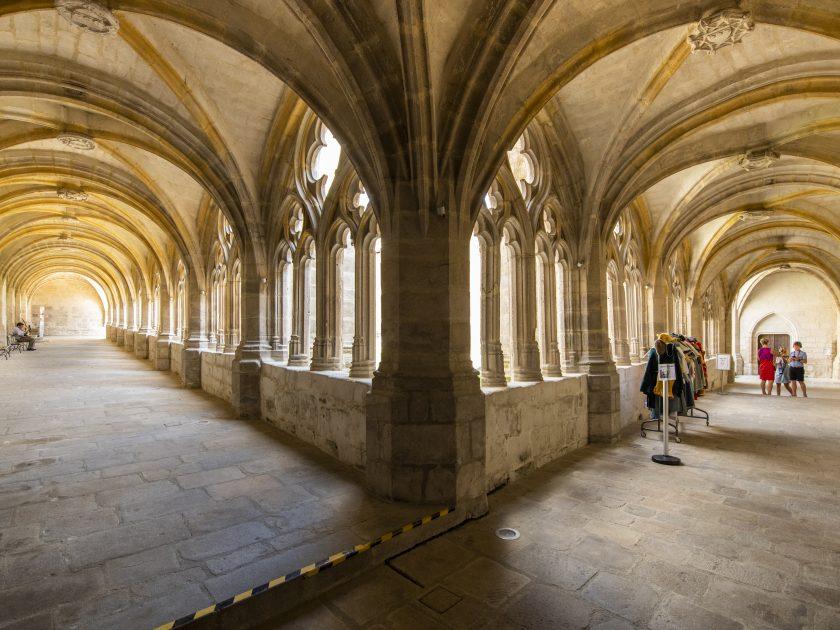 EVE_Parcours muséographique de l'abbaye de La Chaise-Dieu_Galeries du cloître