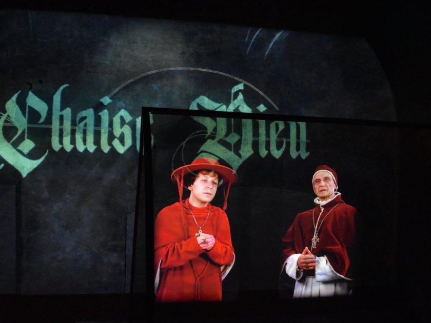 EVE_Parcours muséographique de l'abbaye de La Chaise-Dieu_récit historique animé en 3D