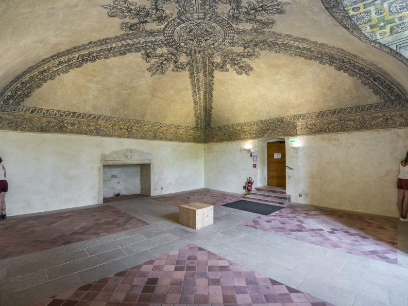 EVE_Parcours muséographique de l'abbaye de La Chaise-Dieu_salle de l'Echo