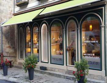 """Pâtisserie """"Au Moine Gourmand""""_devanture"""