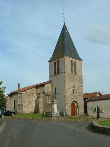 EQUI_PR 109 – La Senouire_église