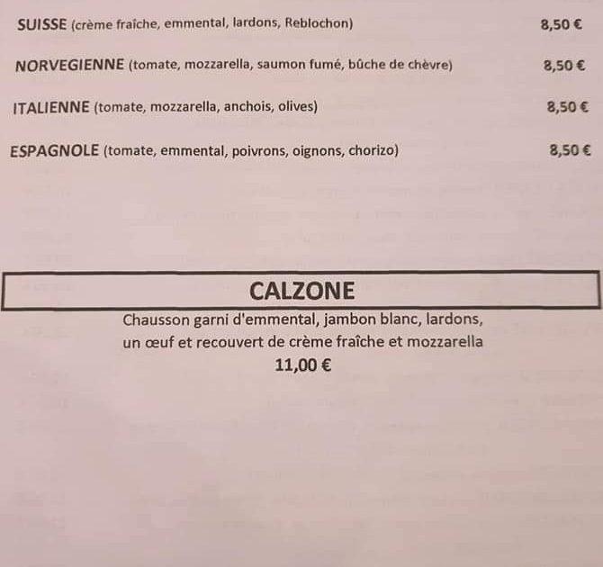 """RES_Restaurant """"Au Fourabois""""_Carte vente à emporter -bruchettas"""