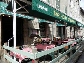 """RES_Restaurant """"Le Lion d'Or""""_entrée"""