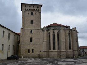 EVE_Tour Clementine _Abbaye de La Chaise-Dieu