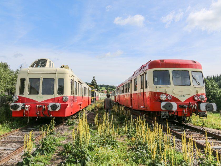 EQUI_Train touristique du Haut-Forez