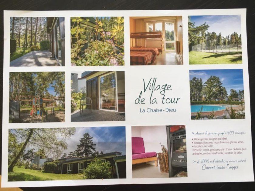 HCO_Village de la Tour _carte de visite