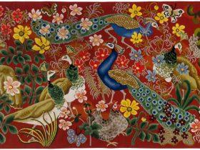 """EVE_Exposition temporaire """"Tapisseries de Dom Robert""""_tapisserie de Dom Robert"""