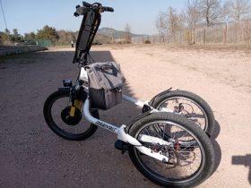 Cyclo debout